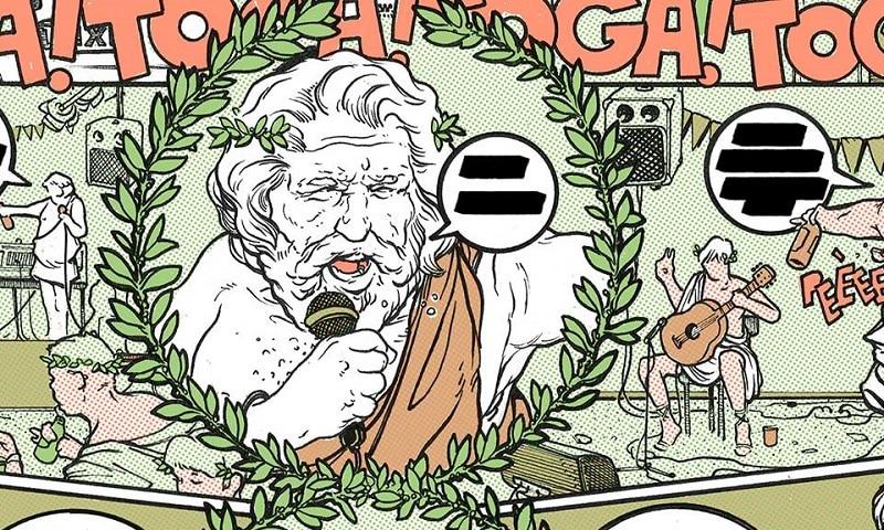 Metamorphoses: i miti di Ovidio in fumetti e illustrazioni