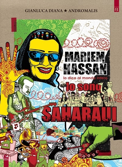 Io sono saharaui di Gianluca Diana e Andromalis