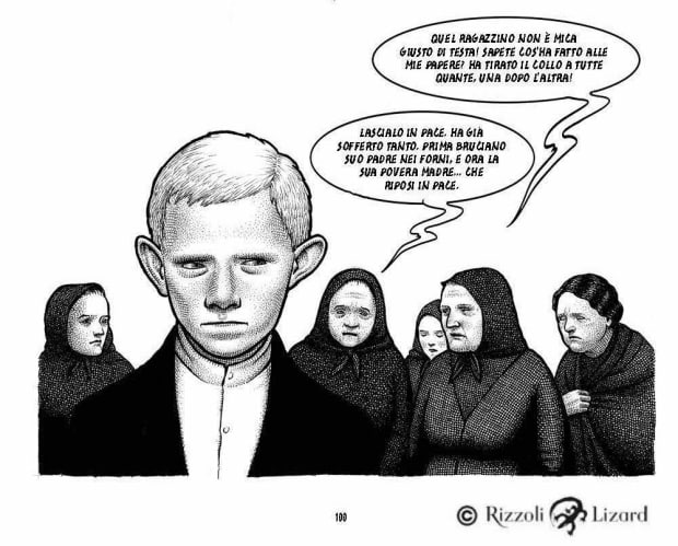 """Fatherland"", l'autobiografia di Nina Bunjevac"