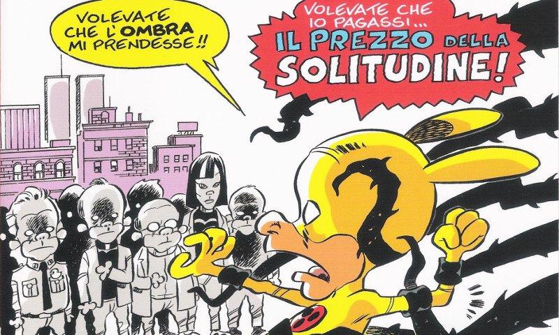 Rat-Man #117 – Il prezzo della solitudine (Ortolani)