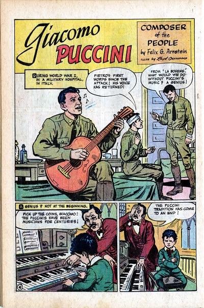 Un fil di fumetto – Il mito e le opere di Giacomo Puccini a fumetti - Treasure-Chest-Biografia-di-Giacomo-Puccini-01