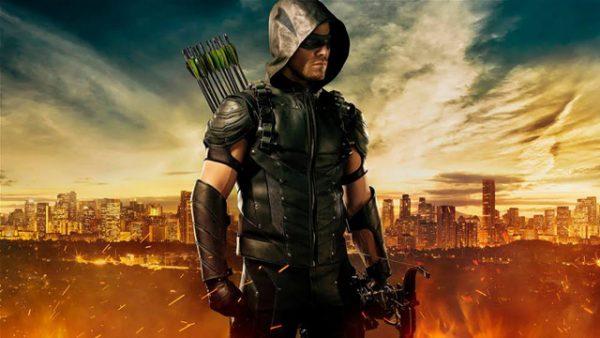 Arrow, la quarta stagione completa in Home Video