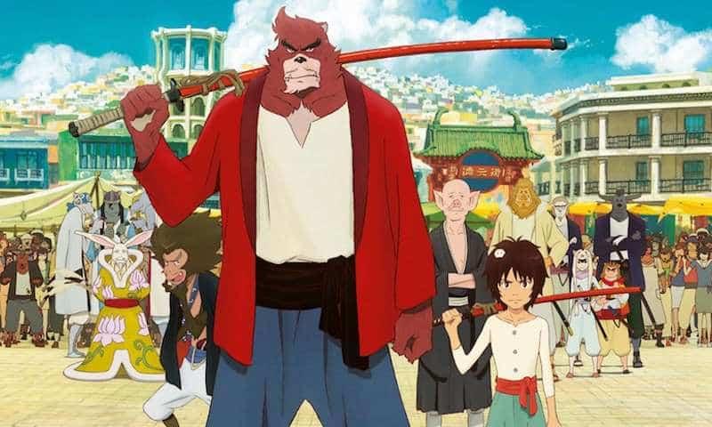 The Boy and the Beast, un anime sospeso tra due mondi