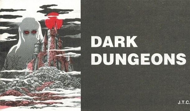 Il fumettista evangelico Jack Chick, creatore di Dark Dungeons