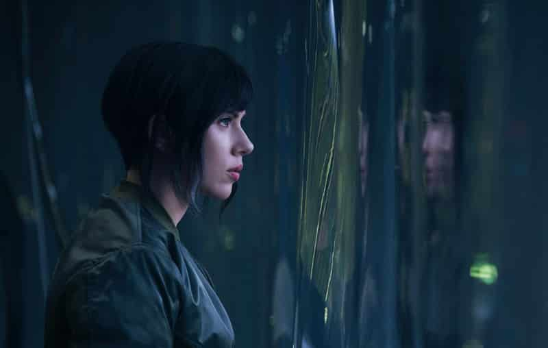 Il primo trailer di Ghost in The Shell