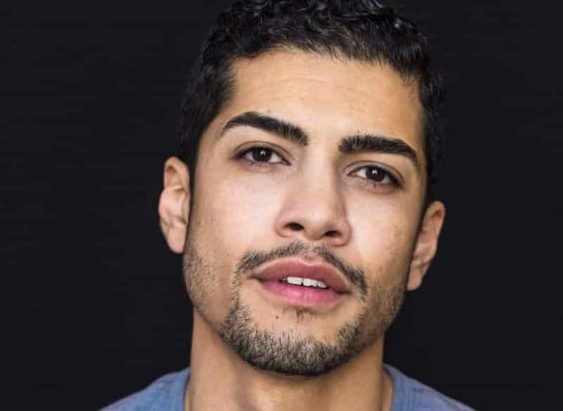 The Wild Dog Justice – Interview to Rick Gonzalez (Arrow)