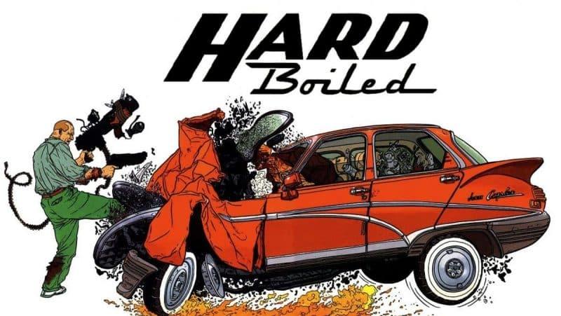 Hard Boiled di Frank Miller e Geoff Darrow sarà un film per la Warner