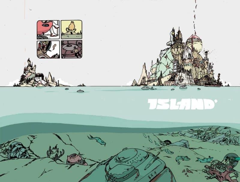 Il fumetto come esperimento: intervista a Brandon Graham_Interviste