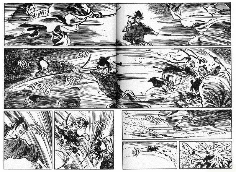 Lone Wolf and Cub: sulla via del samurai_Approfondimenti