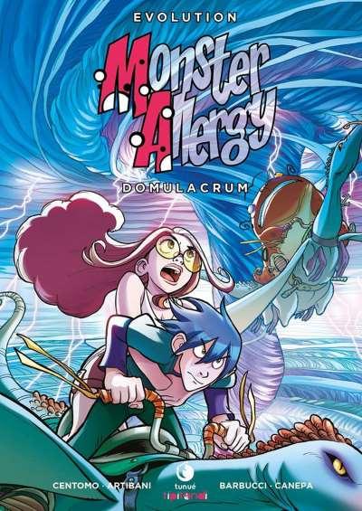 Monster Allergy Evolution: il primo episodio della nuova serie