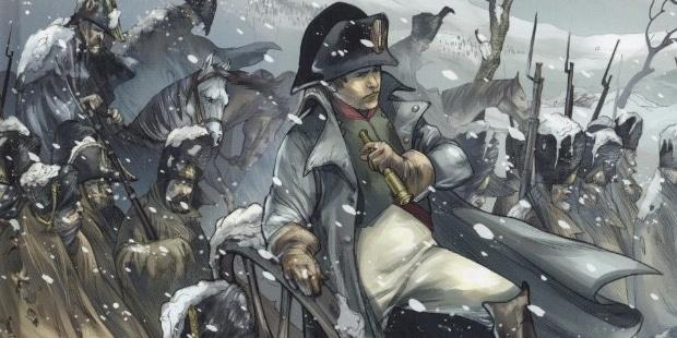 Napoleone – Ascesa e caduta con un tocco italiano