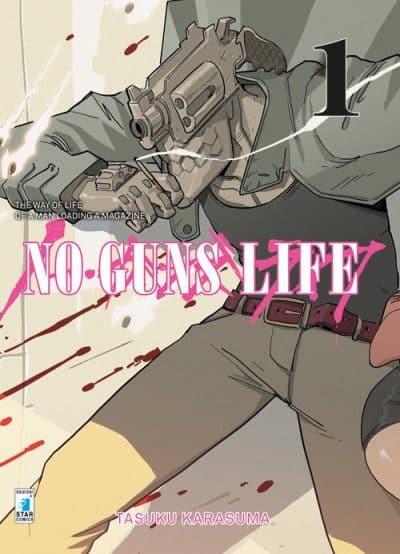 No Guns Life n.1
