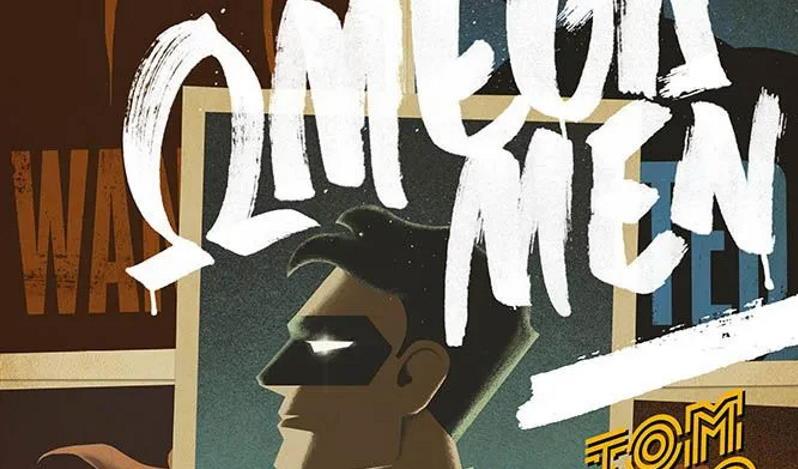 The Omega Men, terrorismo e supereroi
