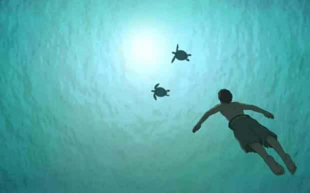 I segreti di The Red Turtle, la forza di Officer Downe