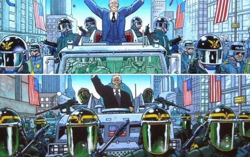 Essential 11: presidenti americani nei fumetti