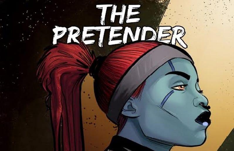 The Pretender #2 – Gaana (Argentino, Cosentino, Montalbano)