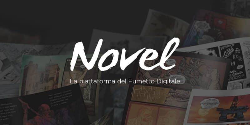 Novel Comix: fumetti digitali e network creativi