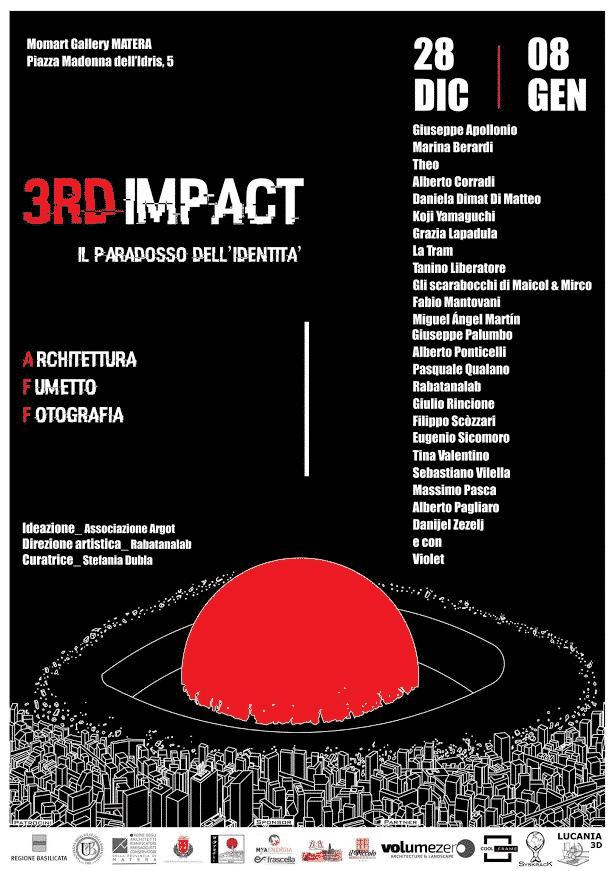 3rD Impact: tra architettura, fumetto, fotografia