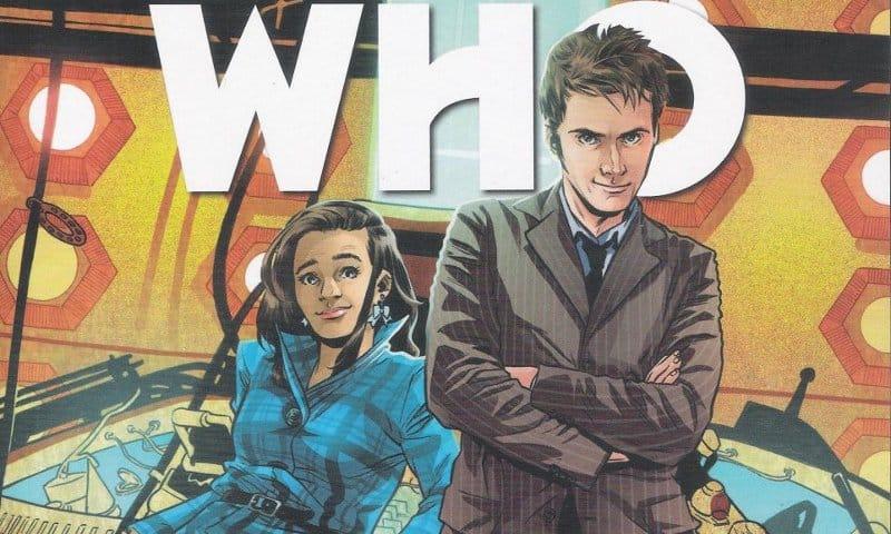 Doctor Who: il Decimo Dottore a fumetti