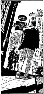 Trame perdute in Dylan Dog #363