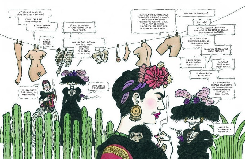 Frida. Operetta amorale a fumetti (Vinci)