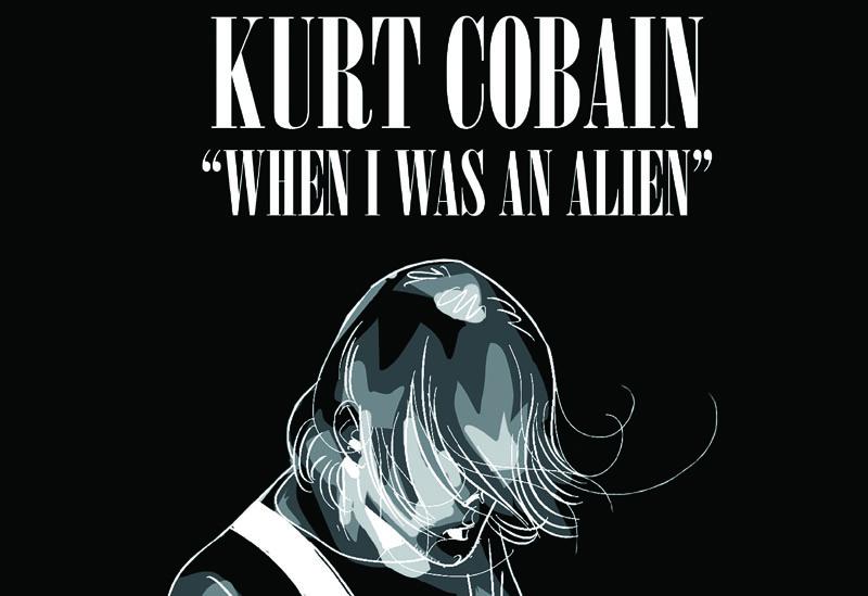 """""""Kurt Cobain – Quando ero un alieno"""" sbarca in Francia"""