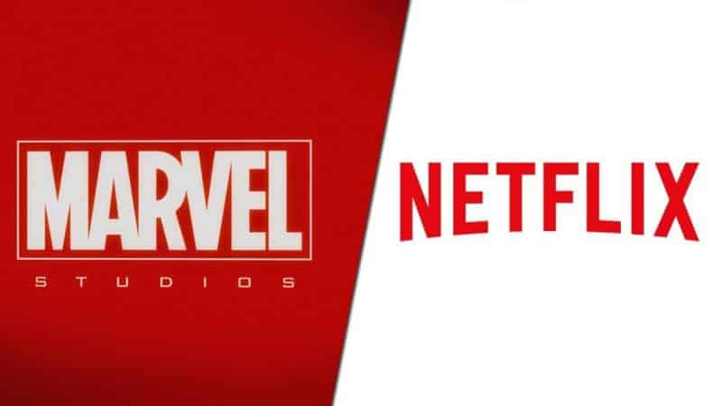 Marvel/Netflix: account twitter hackerati