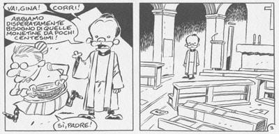 The Rat-Man's Countdown #5: Padre Angelini