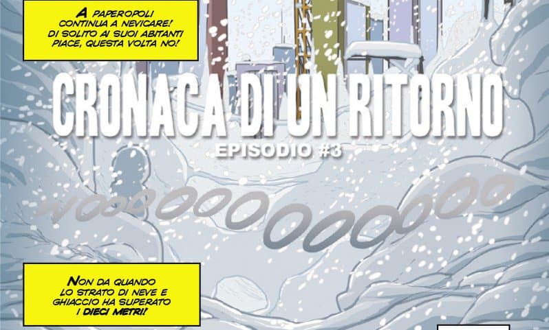 Cronaca di un ritorno #3 – Topolino #3184 (Sisti, Sciarrone)