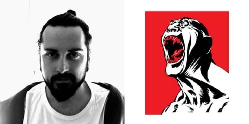 Matteo Scalera nuovo copertinista di Paranoid Boyd