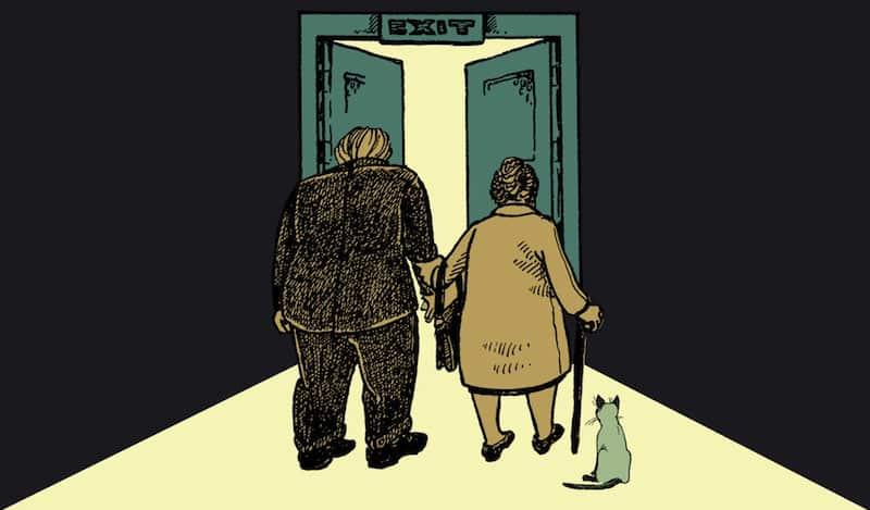 Special Exits: i titoli di coda di Joyce Farmer