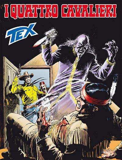 Tex #674 – I quattro cavalieri (Boselli, Civitelli)
