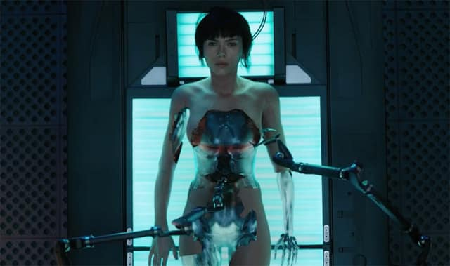Ghost In The Shell: nuovo trailer internazionale