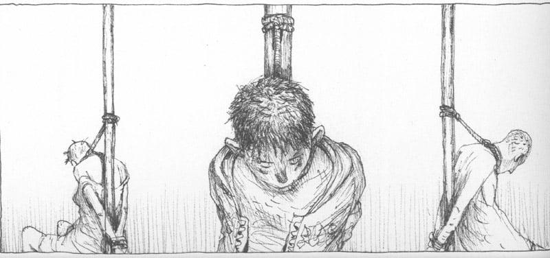 Gipi: appunti per una storia dopo la fine