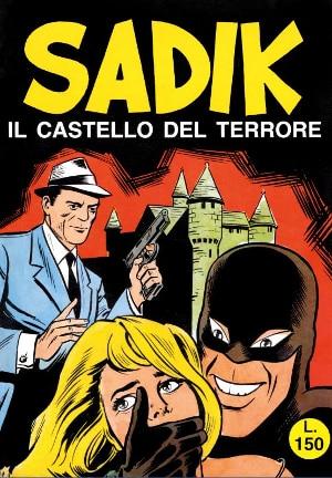 Addio a Nino Cannata, creatore di Sadik - sad1-1