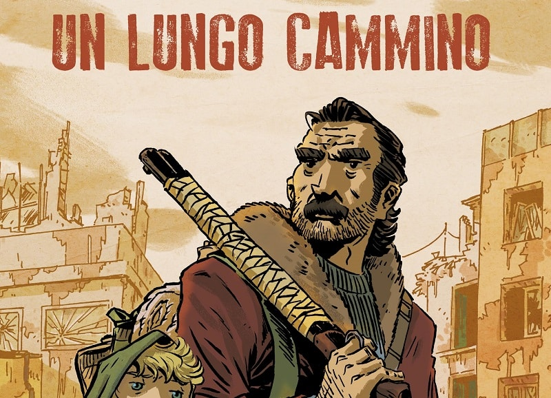 Shockdom pubblica il graphic novel Un Lungo Cammino