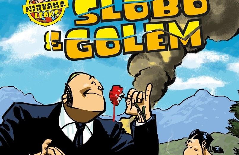 Slobo & Golem di Pagani e Caluri disponibile in libreria