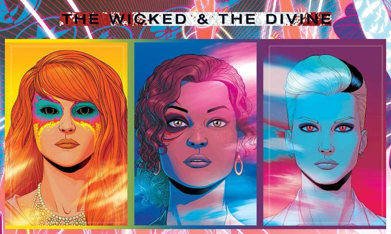 The Wicked + The Divine: l'adolescenza secondo Gillen e McKelvie