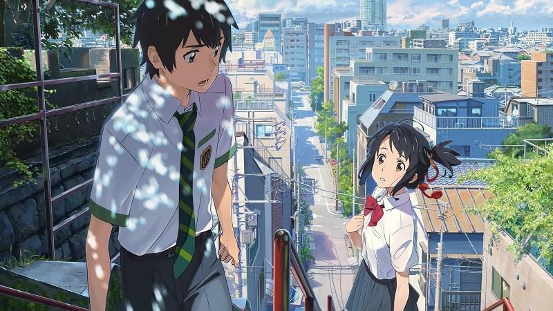 Esce al cinema l'anime Your Name, di Makoto Shinkai