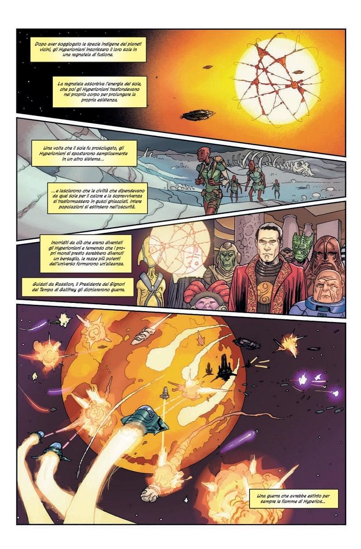 "Anteprima di ""Doctor Who #2"": Peter Capaldi a fumetti_Anteprime"
