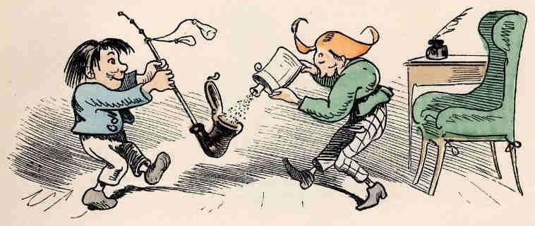 Max & Moritz, viaggio alle radici del fumetto