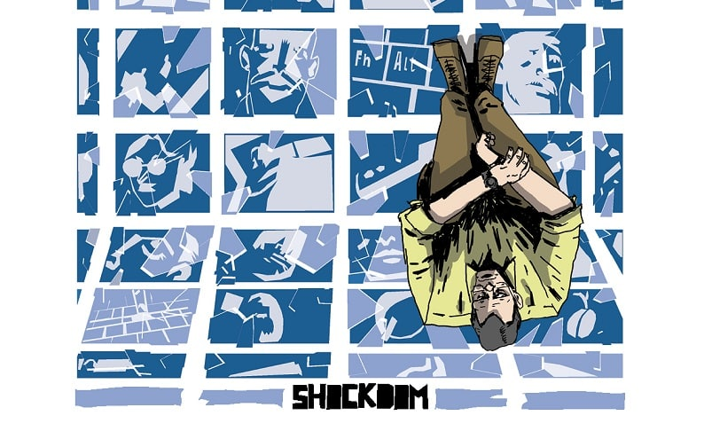 "Shockdom: da domani disponibile la GN ""Blackscreen"""