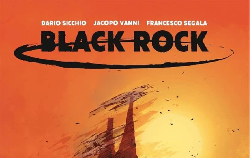 Wilder presenta Black Rock di Sicchio, Vanni e Segala