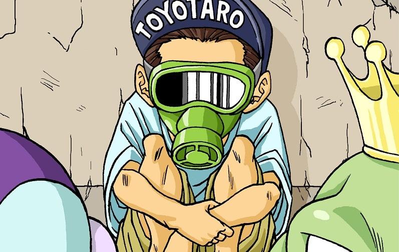 Toyotaro ospite a Napoli Comicon 2017