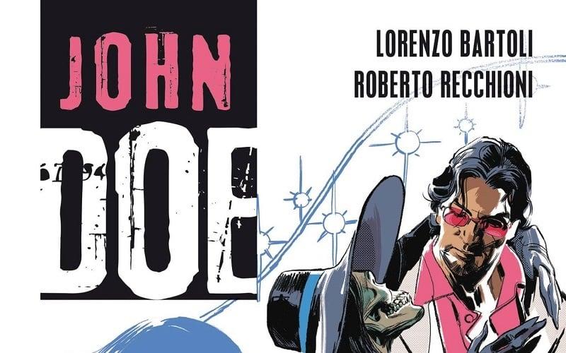 In libreria il terzo volume di John Doe