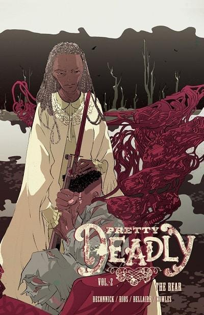 Pretty Deadly #2: prosegue il dark western edito da Bao