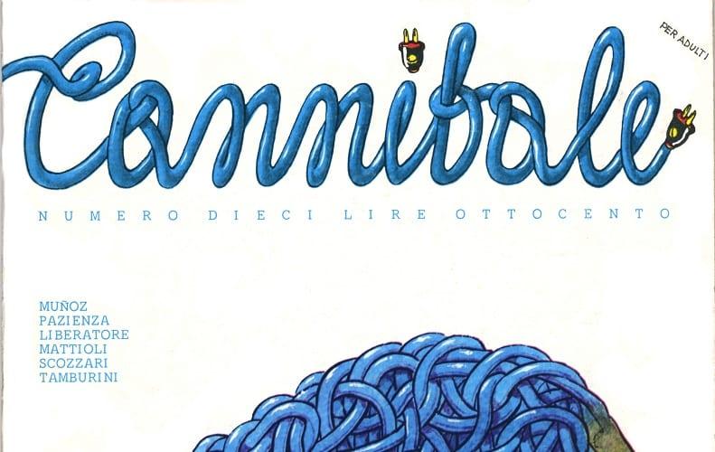 '77 Anno Cannibale: gli artisti che hanno cambiato il fumetto italiano