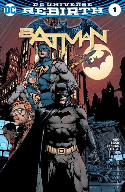 Batman #114: la nuova stagione di Gotham City_Recensioni