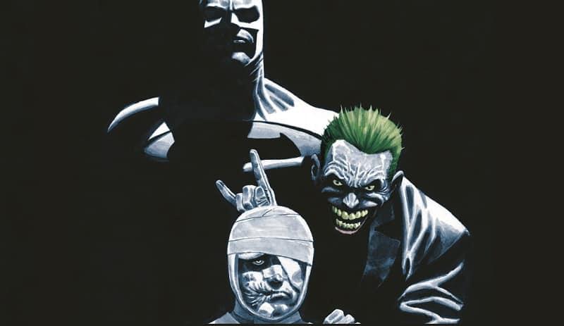 Notte oscura: una storia vera di Batman (Dini, Risso)