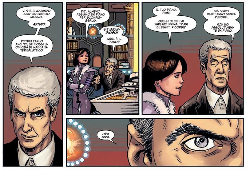 Doctor Who #2 – Terrorformazione (Morrison, Taylor)
